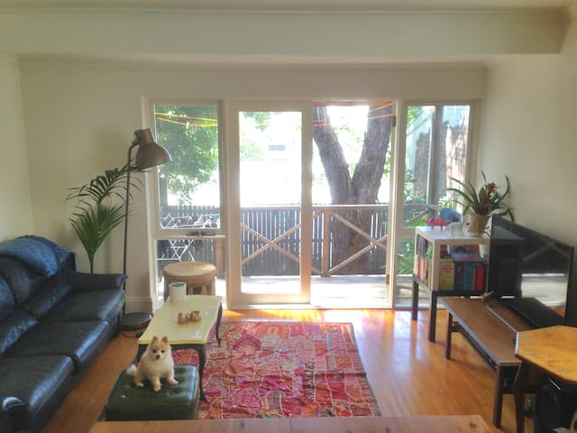 Stylish cottage in great location - Darlinghurst - Huis