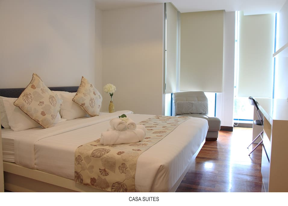Casa Residency By E My Room-3Bedroom Apartment
