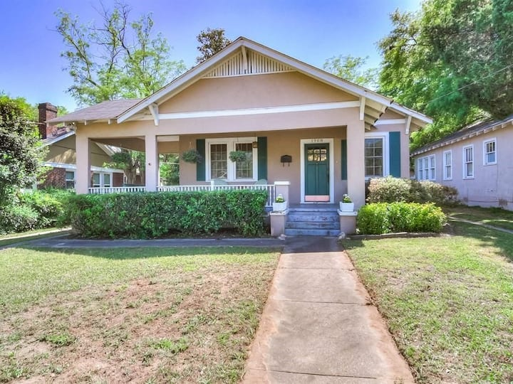 Cute Summerville Cottage-8 min drive to National