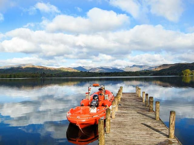 SCAFELL, pet friendly in Bowness-On-Windermere, Ref 938501