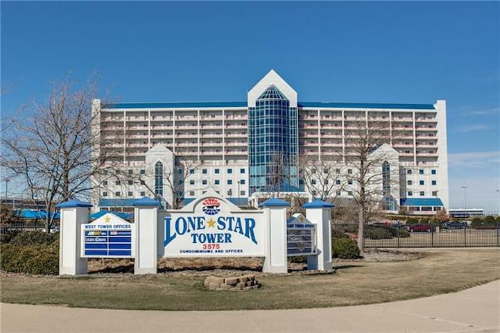 7th Floor Luxury Condo at Texas Motor Speedway