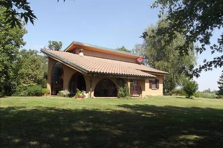 ciclovilla - Pralormo - ที่พักธรรมชาติ