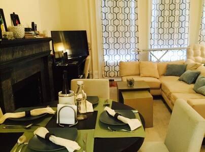 Comfortable Apartment near Columbia - New York