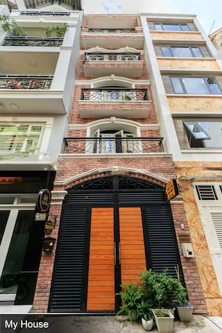 [Ivy House]  ★Beautiful Studio★ in Ben Thanh