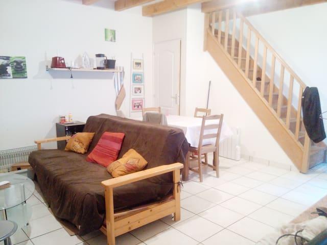 Maison bretonne chaleureuse