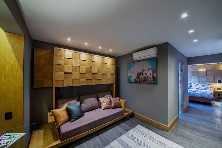Hotel Wood - Wood Suíte