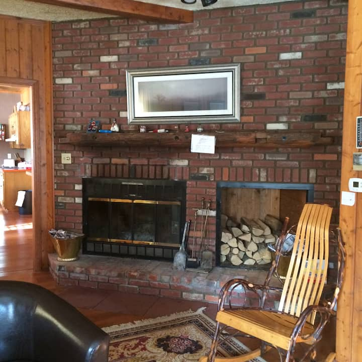 Ellicottville country home