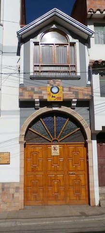 Central Appartment 1 - Sucre - Lägenhet