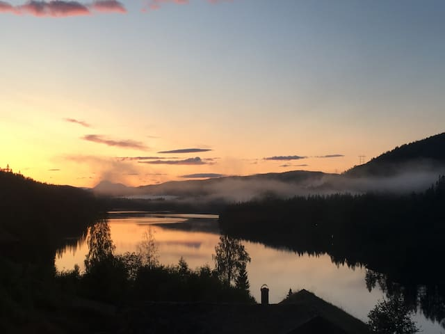 Familiehytta - Bø i Telemark