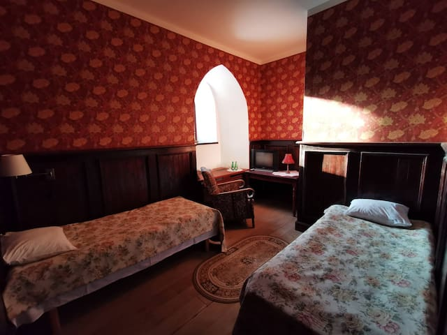 Irish room in Laitse Castle