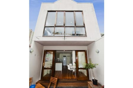 Private Room & Bathroom in Fitzroy! - Fitzroy - Haus