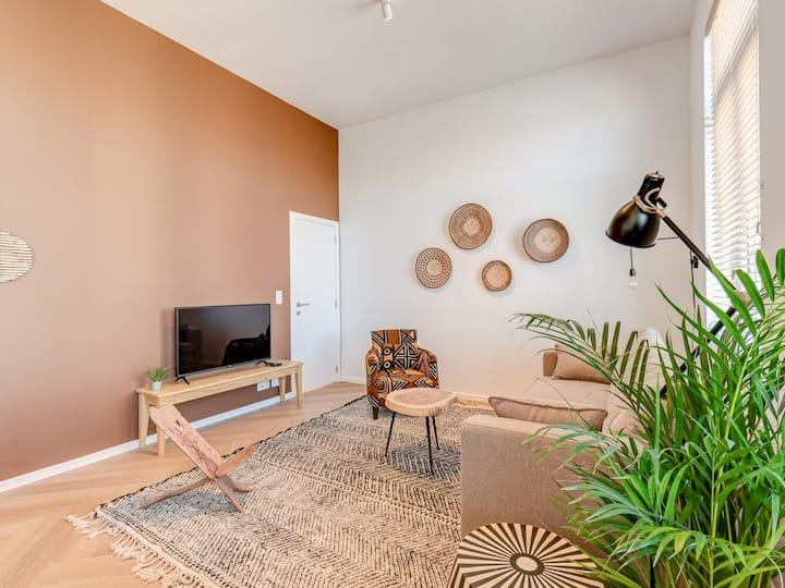 New Mombasa  Apartment in Antwerp City Center