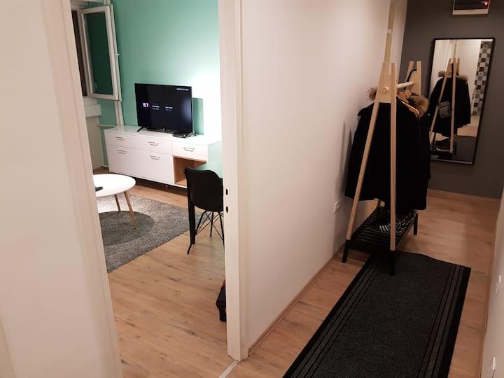 """Slippers Studio"" City Center Apartment"