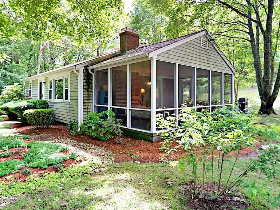 This cozy cottage is professionally managed by TurnKey Vacation Rentals.