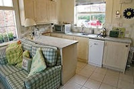 two bed(tucked away) in  central Thirsk mews house - Thirsk - อพาร์ทเมนท์