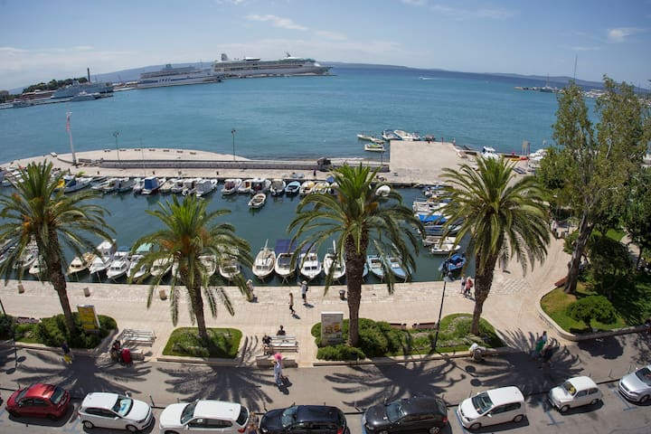 Riva apartment - top location - Split