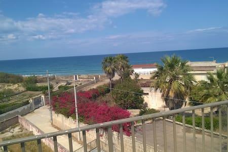 Sulla più bella spiaggia di Marzamemi !!! - Fondo Morte