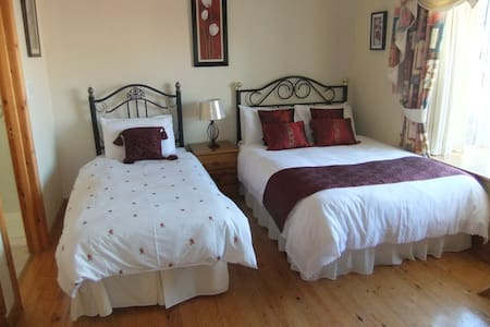 Sunvalley House family room - Killorglin - Bed & Breakfast