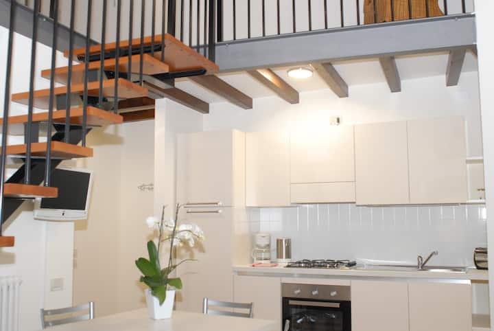 CASA ALPINO Appartamento 2 Livelli 2/4 Persone