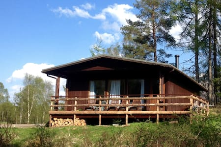 The Woodland Retreat - Fort William