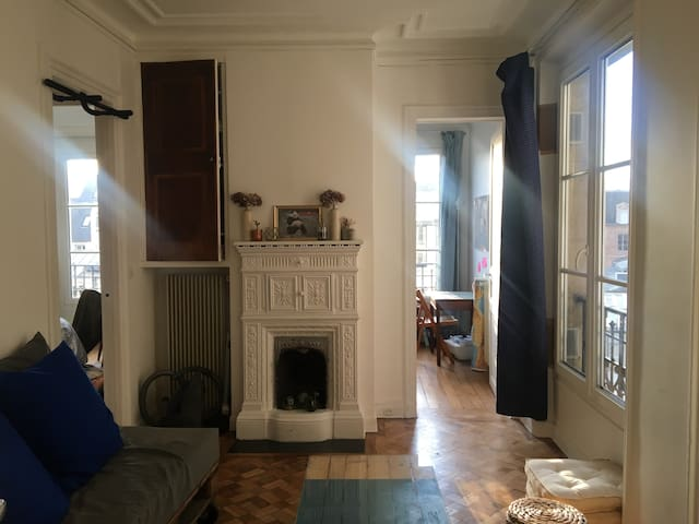 Charming double room in the heart of the Marais