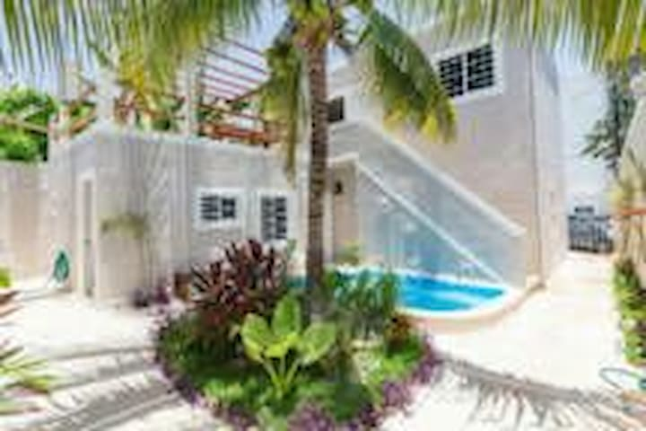 Kika 3 Studio superior pool view - Playa del Carmen - Lejlighed