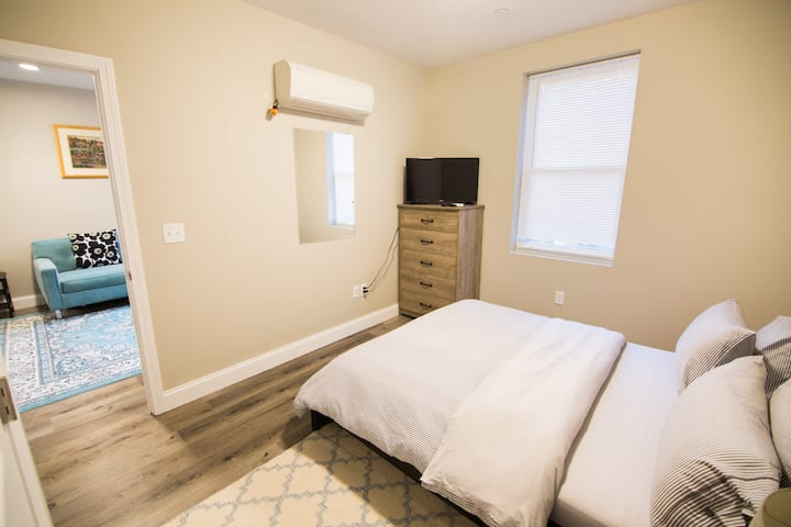 Brand-new & Luxurious 1BR APT   Perfect for long-term stays   Garage Parking   All Utilities Included   #33