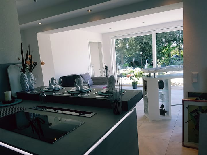 Haus Barlachweg im Grünen, luxuriöse Ausstattung