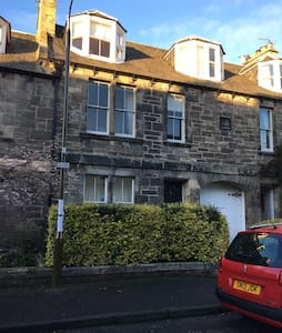 Victorian 3 bed house with fabulous sea views - Aberlady