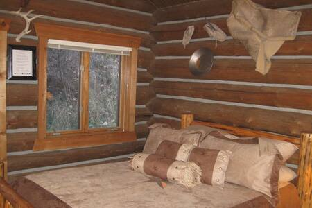 Rye Creek Lodge- Granite Cabin