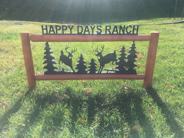 Happy Days Ranch