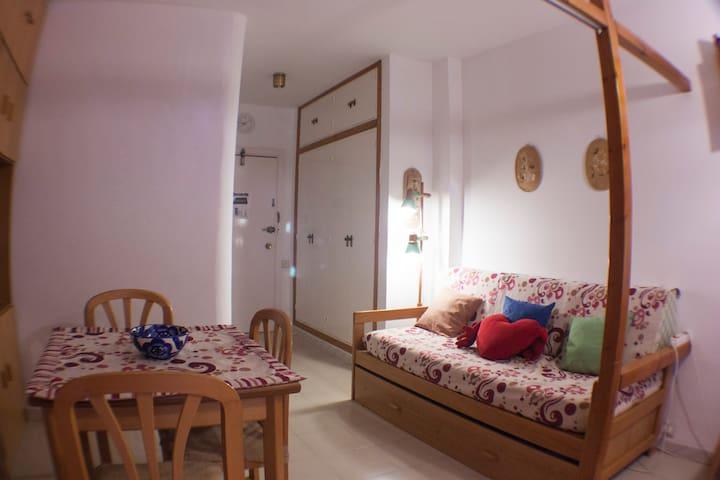 Flat in Matalascañas, 3rd line - Matalascañas - Apartment