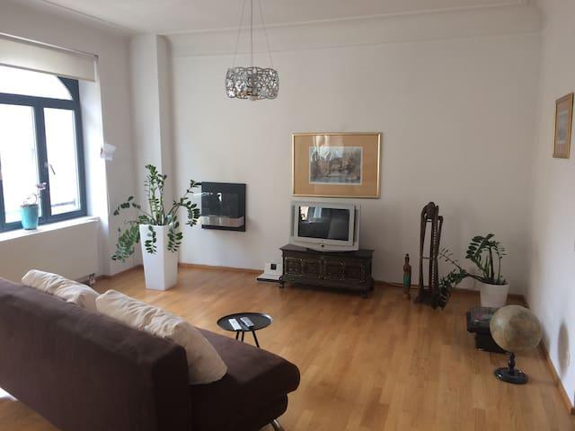 luxus city loft apartments for rent in stuttgart baden w rttemberg germany. Black Bedroom Furniture Sets. Home Design Ideas