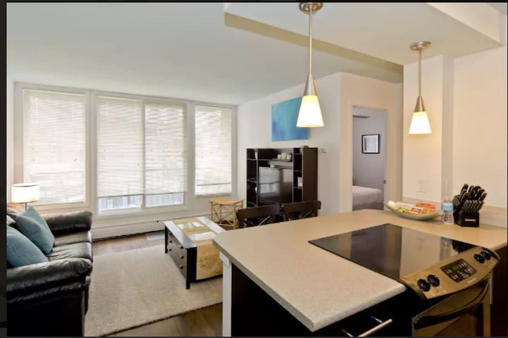 Modern Condo in Mission! - Calgary - Apartment