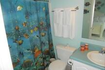 Upstairs Guest Bedroom Bath