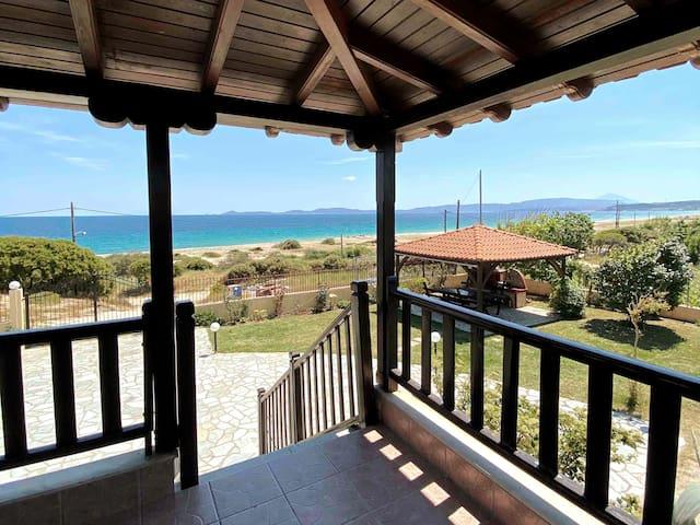 Beach House in Ierissos, Halkidiki