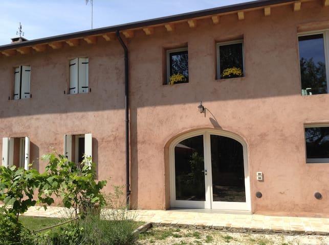 Ca' Roveri -  San Martino OLMI