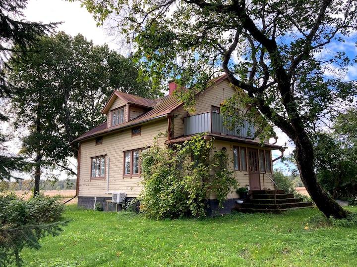 "Rural retreat at the ranch ""Villa Monto d'Oro"""