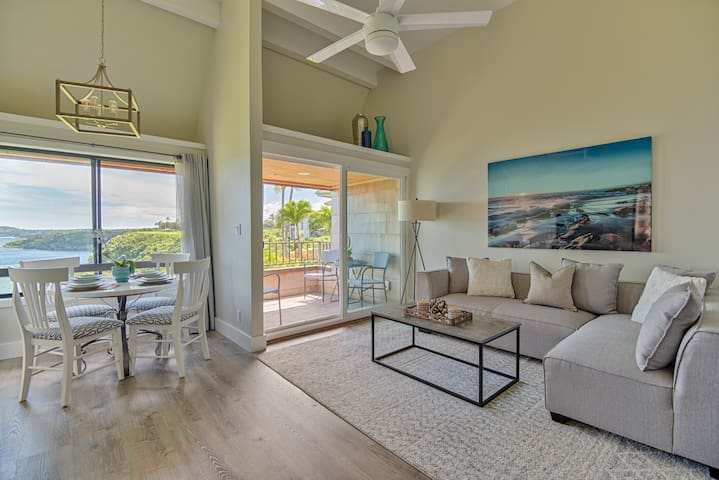 Ocean Front, Totally New Throughout, Sealodge J6