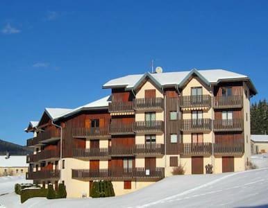 F2 Lelex résidence Les Mars - Mijoux - Apartmen