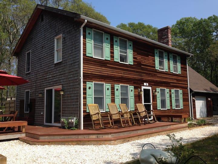 Cape Cod Family & Friend House