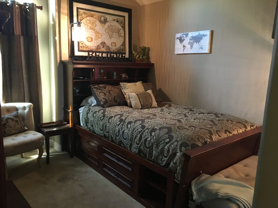 Full XL bed