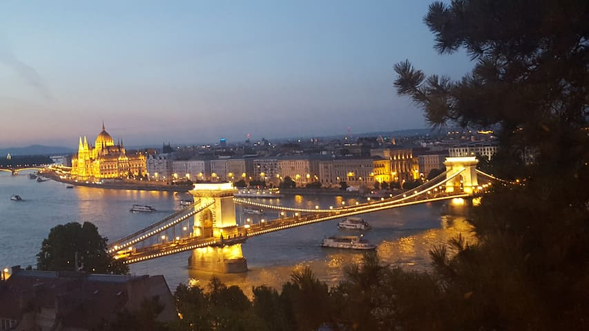 Apartment for rent close to downtown in Budapest