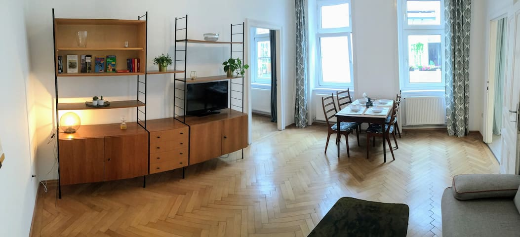 Architecture Apartment between Center & Schönbrunn