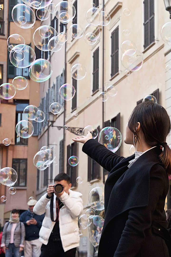 The Magic of Bubbles