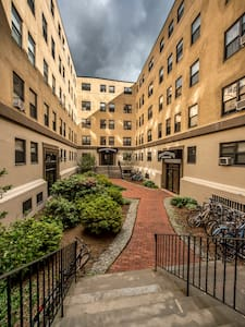 Harvard Square 1BR in 2BR apartment - 坎布里奇 - 公寓