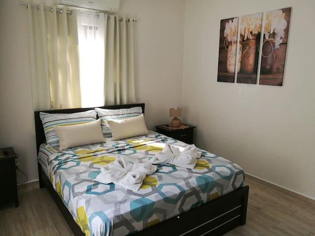 Aircon Bedroom