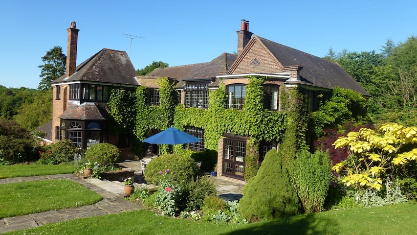 THE LIMES - beautiful country house rental - Buckinghamshire - Hus
