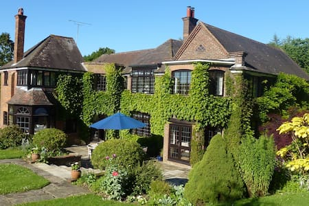 The Limes - beautiful country house rental - Buckinghamshire - Huis
