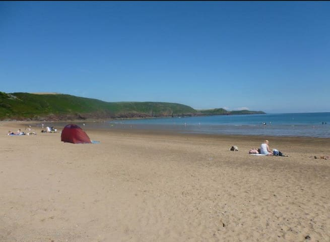 Freshwater east holiday home - Pembrokeshire - Feriehus